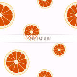 Hand drawn grapefruit. Stock Images
