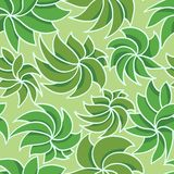 Hand drawn grass seamless pattern Stock Image