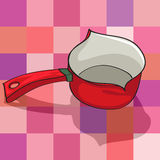 Kitchen kettle Royalty Free Stock Photos