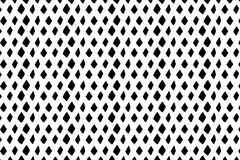 Hand drawn ink seamless pattern. S from different shapes and elements Royalty Free Stock Image