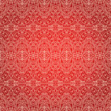 Hand drawn lace patten, seamless wallpaper Stock Photo