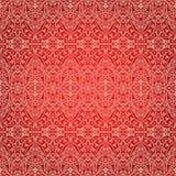 Hand drawn lace patten, seamless wallpaper Stock Photo