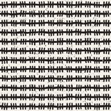 Hand drawn lines seamless grungy pattern. Abstract geometric repeating texture in black and white. Hand drawn lines seamless grungy pattern. Abstract geometric Stock Photography