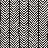 Hand drawn lines seamless grungy pattern. Abstract geometric repeating texture in black and white. Hand drawn lines seamless grungy pattern. Abstract geometric royalty free illustration