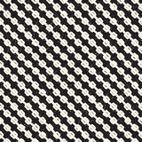 Hand drawn lines seamless grungy pattern. Abstract geometric repeating texture in black and white. Hand drawn lines seamless grungy pattern. Abstract geometric Royalty Free Stock Photo