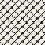 Hand drawn lines seamless grungy pattern. Abstract geometric repeating texture in black and white. Hand drawn lines seamless grungy pattern. Abstract geometric Royalty Free Stock Images