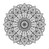Hand drawn Mandala Royalty Free Stock Images