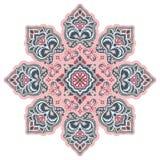 Hand drawn mandala pattern. EPS 10 vector illustration vector illustration