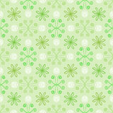 Abstract floral spring pattern Stock Photo