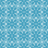 Abstract floral spring pattern Royalty Free Stock Image