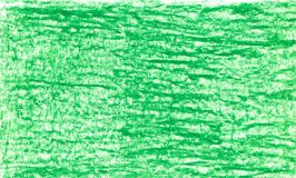 Green oil pastel textured background royalty free illustration