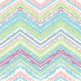 Hand drawn painted seamless pattern. illustration Royalty Free Stock Image