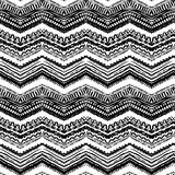 Hand drawn painted seamless pattern. Vector Stock Photos