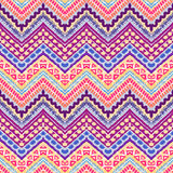 Hand drawn painted seamless pattern. Vector Stock Photo