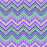 Hand drawn painted seamless pattern. Vector Royalty Free Stock Photo