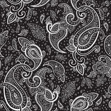 Hand Drawn Paisley ornament. Stock Image