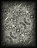 Hand Drawn Pattern Stock Photography