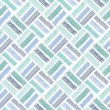 Hand drawn pattern Royalty Free Stock Photography