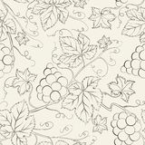 Hand drawn pattern. Stock Photos