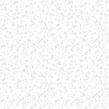 Hand drawn pattern with splattered silver dots Stock Photography