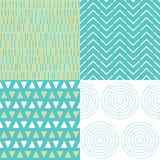 Hand Drawn Patterns Stock Photos