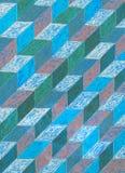 Geometric pattern. Royalty Free Stock Photography
