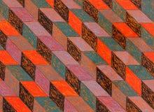 Geometric pattern. Royalty Free Stock Photos