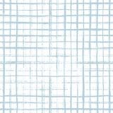 Hand Drawn Seamless Checkered Pattern Stock Photography