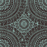 Hand drawn  seamless lace background in ethnic style Royalty Free Stock Photography