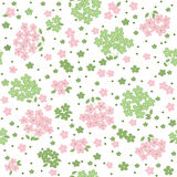 Hand drawn seamless pattern Royalty Free Stock Photos