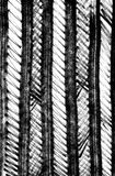 Hand drawn striped pattern. textured illustration. Royalty Free Stock Images