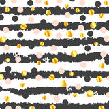 Hand Drawn Stripes Royalty Free Stock Images