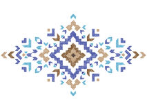 Hand drawn tribal design. Element Stock Photography