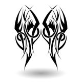 Hand Drawn Tribal Tattoo Royalty Free Stock Photos