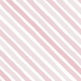 Hand drawn vector diagonal grunge stripes of bright pink colors seamless stock illustration