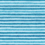 Hand drawn vector grunge stripes of cold blue colors seamless pattern on the light background. Texture for your design stock illustration