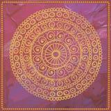 Hand drawn  vintage mandala Royalty Free Stock Photo