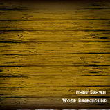 Hand Drawn Wood Texture Stock Images