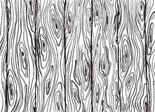Hand drawn wooden texture Royalty Free Stock Photo