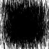 Hand-Drawn Zwarte Permanente Tellers Abstracte Achtergrond Stock Afbeelding