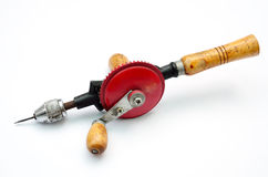 Hand drill Stock Image