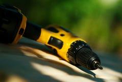 Hand drill Stock Photo