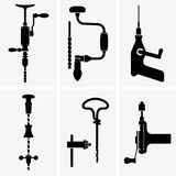 Hand drill Stock Images