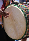 Hand drum Royalty Free Stock Images