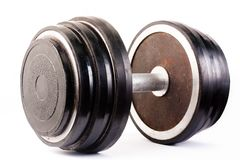 Hand dumbbells Stock Image