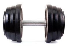 Hand dumbbells Royalty Free Stock Photos
