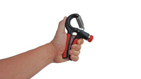 Hand expander. Royalty Free Stock Photography