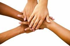 Hand für Einheit Lizenzfreie Stockfotografie