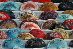 Free Hand Fan Royalty Free Stock Image - 42177206