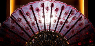 hand fan Stock Image